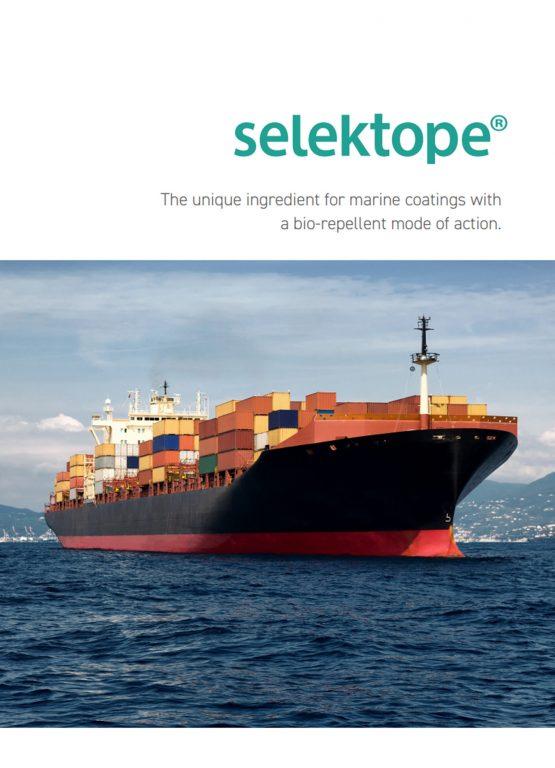 Selektope product brochure - 2020