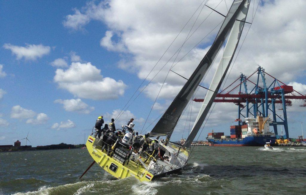 Volvo ocean race 2